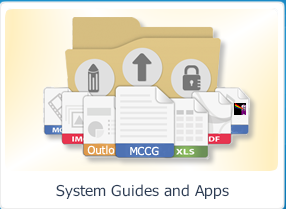 System Guides and Apps.